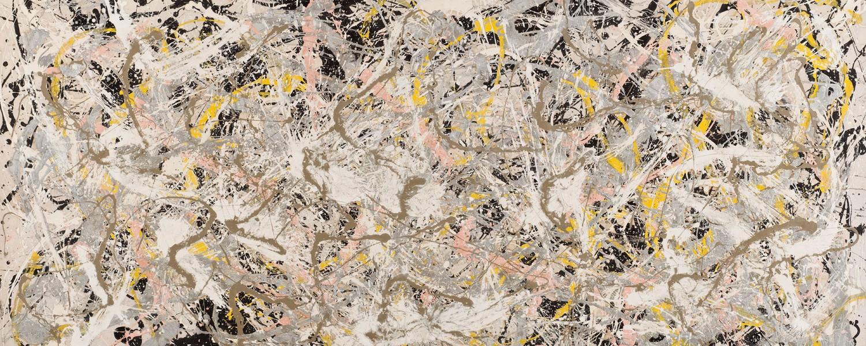 Pollock a Palazzo Reale a Milano